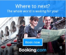 Booking, travel